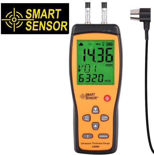 Smart Sensor AS 860 Ultrasonik Kalınlık Ölçer