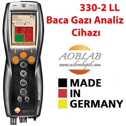 AOB TST 330-2 LL Baca Gazı Analiz Cihazı