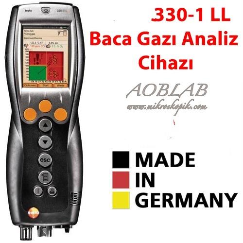 AOB TST 330-1 LL Baca Gazı Analiz Cihazı