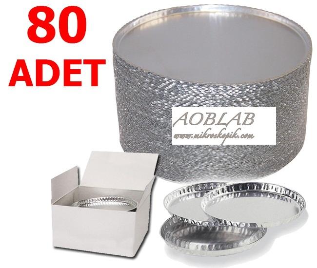 AOB XM 50 Nem Tayin Cihazının Alüminyum Numune Kabı