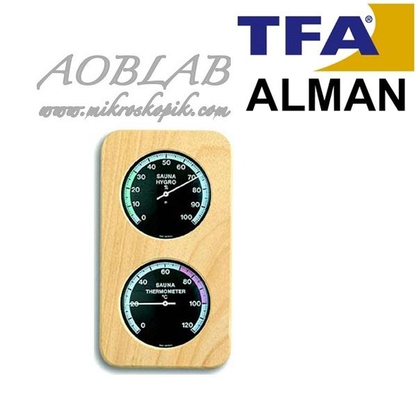 AOB  TFA 40.1004 Sauna Sıcaklık ve Nem Ölçer