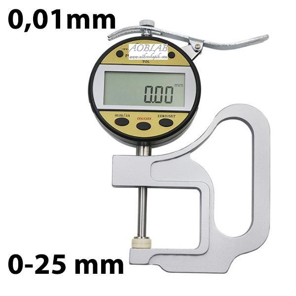 AOB 5319-25 Kalınlık Komparatörü (0.01 MM)