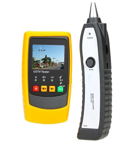 AOB BGM61 CCTV Telefon Kablo Bulucu ve Kamera Test Cihazı